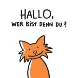 Cai Schmitz-Weicht, Ka Schmitz: Hallo, wer bist denn du?