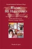 Claudia Burkhardt-Mußmann (Hrsg.): Räume, die...
