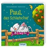 Martin Gries: Paul, das Schlafschaf. Ein Einschlafbuch