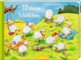 Patricia Mennen, Christine Georg: 10 kleine Schäfchen