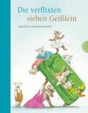 Sebastian Meschenmoser: Die verflixten sieben Geißlein