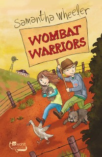 Samantha Wheeler, Barbara Korthues: Wombat Warriors