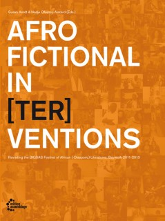 Susan Arndt & Nadja Ofuatey-Alazard (Hrsg.): AfroFicitional In[ter]ventions