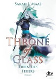 Sarah Maas: Throne of Glass - Erbin des Feuers