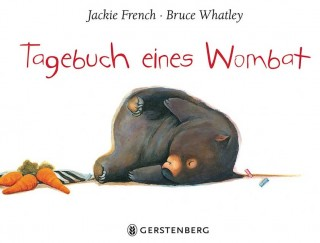 Jackie French, Bruce Whatley: Tagebuch eines Wombat