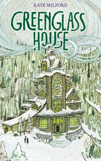 Kate Milford: Greenglass House