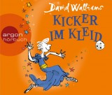 David Walliams: Kicker im Kleid (3 CDs)
