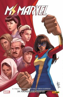 G. Willow Wilson, Marco Failla, Diego Olortegui: Ms. Marvel - Im Namen der Freiheit